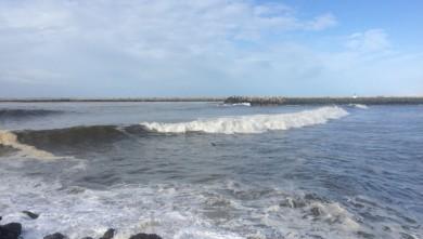 surf report FR, Anglet La Barre (64)