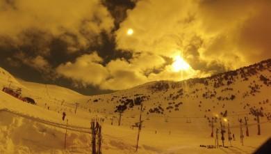 snow report FR, Saint Lary Soulan (65)