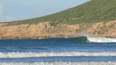 wave Report MA Baie de Tafedna le 2015-11-23 10:00:00