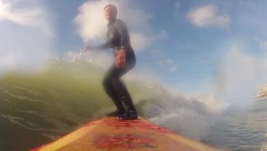 wave Report FR St Gilles-Croix-de-Vie le 2015-11-23 13:00:00