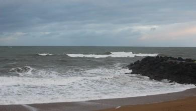 wave report FR, Tarnos le Metro (40) posté par Slide Surfboards le 2015-11-28 09:00:00