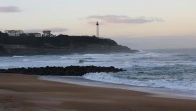 wave Report FR Anglet Sables d'Or le 2016-02-04 09:00:00