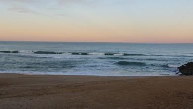 wave Report FR Anglet Sables d'Or le 2016-02-06 09:00:00