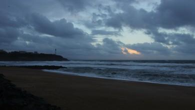 live wave Report FR Anglet Sables d'Or le 2016-02-07 09:00:00