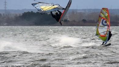 wind Report FR Le Barcarès - Cap Coudalère  le 2016-02-07 18:00:00