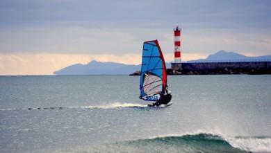 wind Report FR Port-la-Nouvelle le 2016-02-10 17:00:00