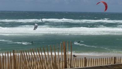 wind Report FR Biscarrosse Plage le 2016-04-30 15:00:00