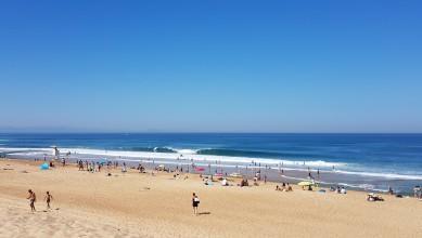 wave Report FR Hossegor - La Gravière le 2016-07-18 11:00:00