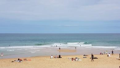 wave Report FR Hossegor - La Gravière le 2016-07-24 13:00:00