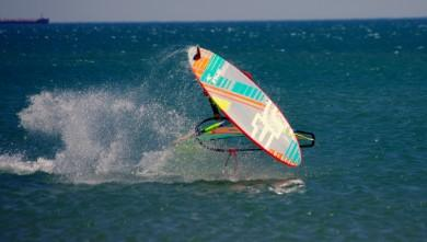 wind Report FR Leucate - Les Coussoules le 2016-07-26 17:00:00