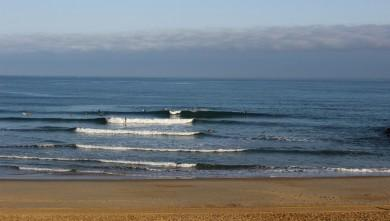live wave Report FR Anglet Surf Club le 2016-07-29 10:00:00