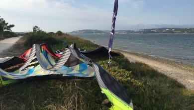 wind Report PT Lagona de Obidos le 2016-08-23 18:00:00