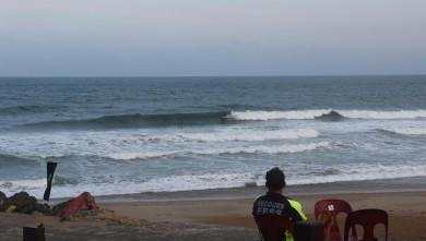 surf report FR, Anglet Sables d'Or (64)