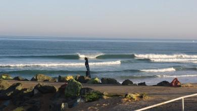 wave Report FR Anglet Sables d'Or le 2016-08-27 10:00:00