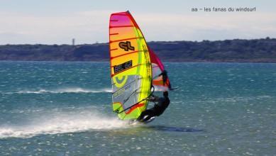 wind Report FR Leucate - Les Coussoules le 2016-08-30 17:00:00