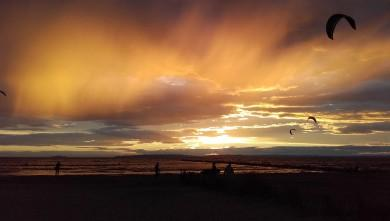 surf report FR, Port Camargue - Plage Sud (30)