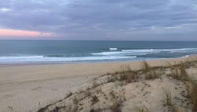 wave report FR, Le Porge (33)