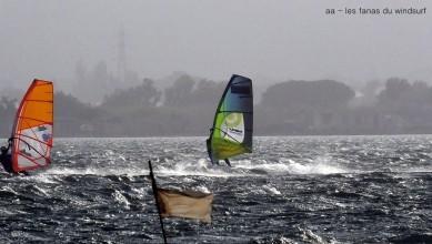wind Report FR Le Barcarès - Cap Coudalère  le 2016-10-24 19:00:00