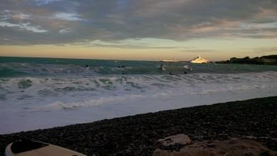 wave Report FR Antibes - Fort Carré  le 2016-12-04 13:00:00