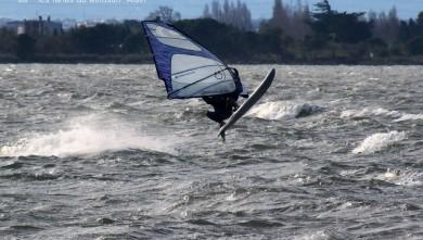 Photo wind report Le Barcarès - Cap Coudalère  - France - Sud de France - (66) 2016-12-12 16:00:00