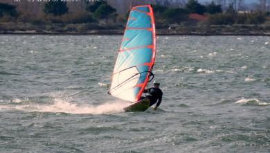 Photo wind report Le Barcarès - Cap Coudalère  - France - Sud de France - (66) 2016-12-25 17:00:00