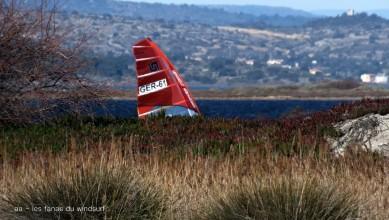 Photo wind report le Barcarès - Eole - France - Sud de France - (66) 2017-01-06 17:00:00