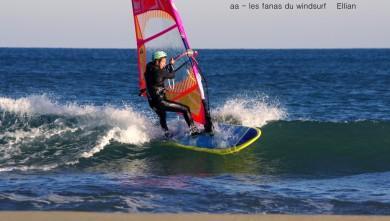 Photo wind report Leucate - Les Coussoules - France - Sud de France - (11) 2017-01-07 18:00:00