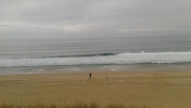Photo wave report Le Truc vert - France - Aquitaine - (33) 2017-01-08 13:00:00