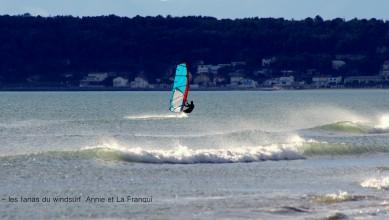 wind Report FR Leucate - Les Coussoules le 2017-01-12 14:00:00