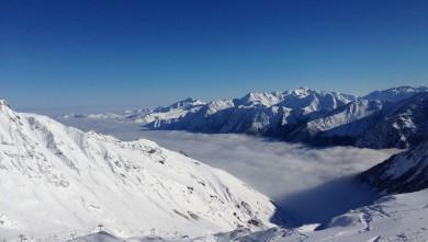 snow Report FR Cauterets le 2017-01-18 12:00:00