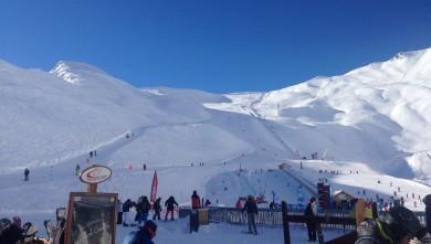 snow Report FR Cauterets le 2017-01-19 12:00:00