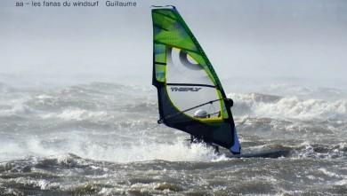 Photo wind report Le Barcarès - Cap Coudalère  - France - Sud de France - (66) 2017-03-06 19:00:00