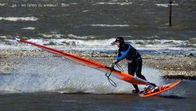 Photo wind report Le Barcarès - Cap Coudalère  - France - Sud de France - (66) 2017-03-08 16:00:00