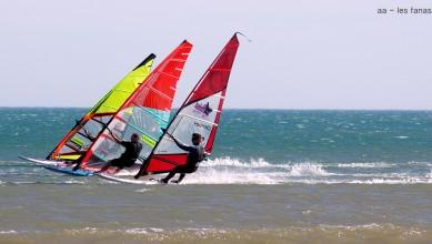 Photo wind report Port-la-Nouvelle - Plage Nord - France - Sud de France - (11) 2017-03-09 18:00:00