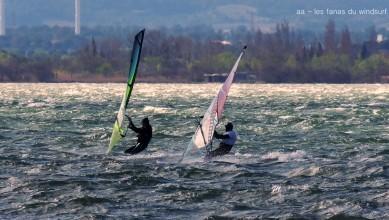 Photo wind report Le Barcarès - Cap Coudalère  - France - Sud de France - (66) 2017-03-12 18:00:00