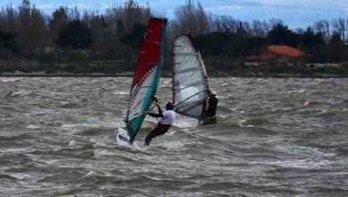 Photo wind report Le Barcarès - Cap Coudalère  - France - Sud de France - (66) 2017-03-13 16:00:00