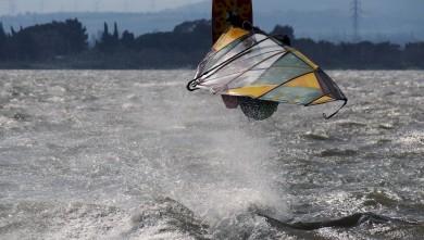 Photo wind report Le Barcarès - Cap Coudalère  - France - Sud de France - (66) 2017-03-18 17:00:00