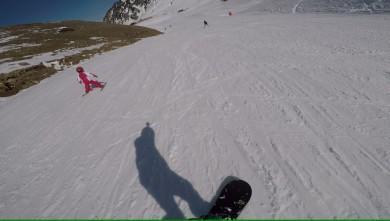 snow report FR, Peyragudes (65) posté par Slide Surfboards le 2017-03-26 10:00:00