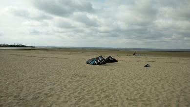 Photo wind report La Hume - France - Aquitaine - (33) 2017-04-14 17:00:00