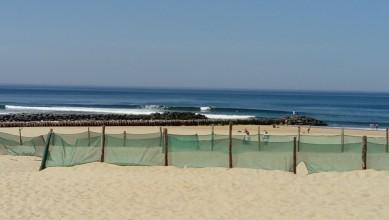 wave Report FR Vieux Boucau le 2017-04-22 12:00:00