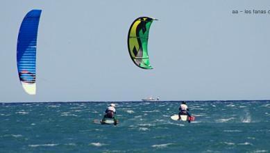 Photo wind report Port-la-Nouvelle - Plage Nord - France - Sud de France - (11) 2017-05-19 18:00:00