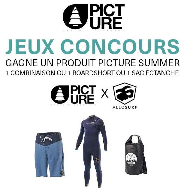 Jeu concours Picture Allosurf